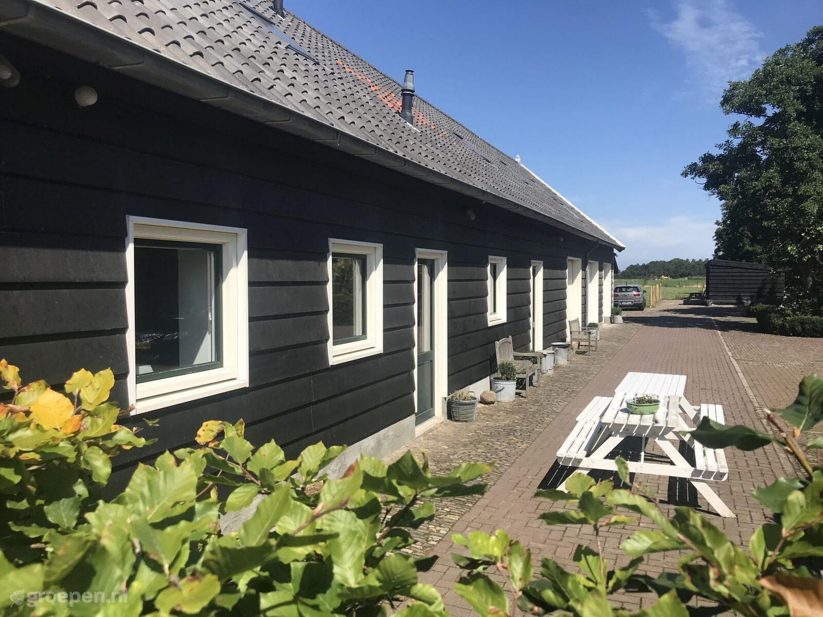 Group accommodation Serooskerke