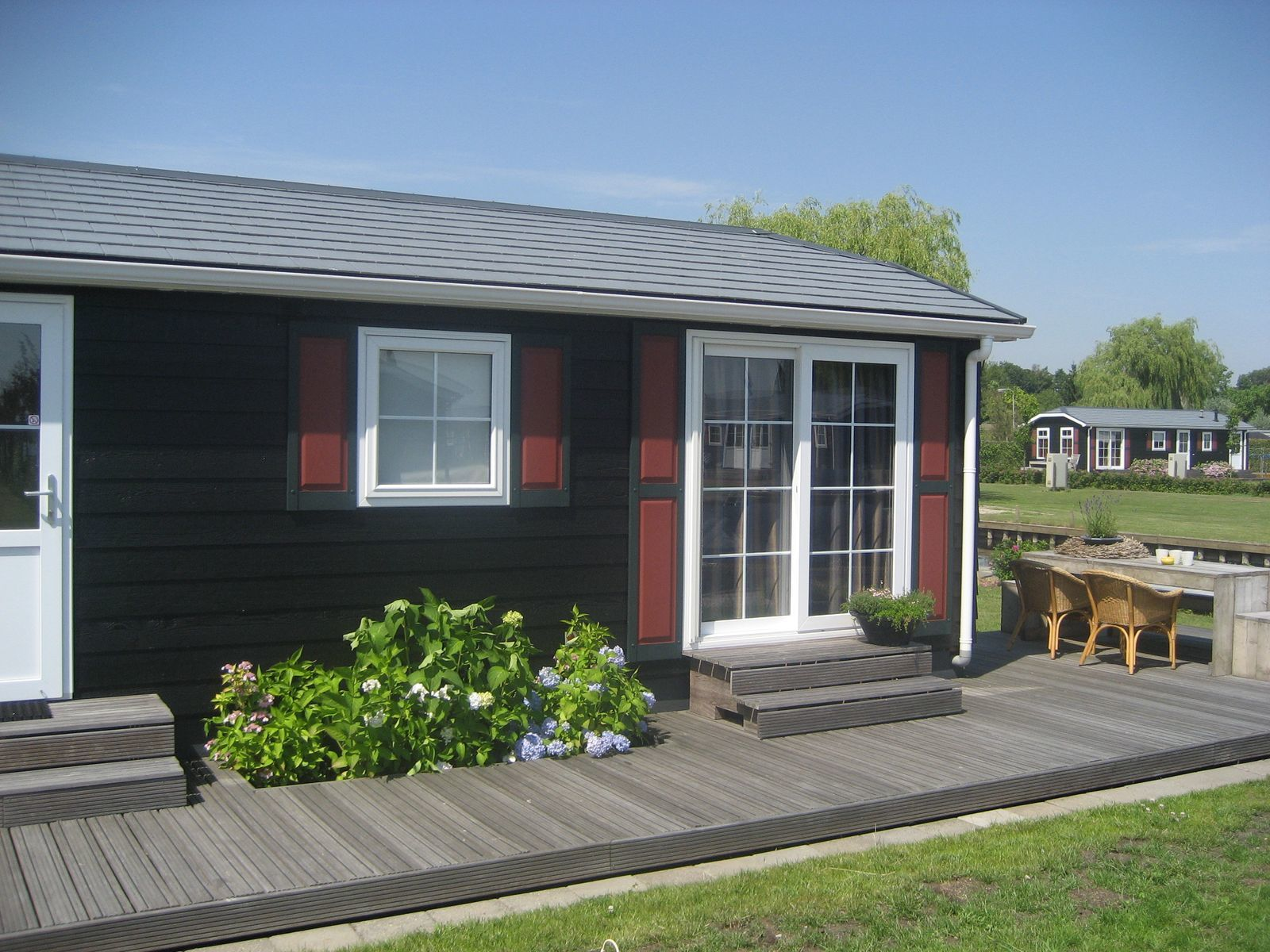 """Chalet """"'t Wiede"""" suitable for up to four guests"""