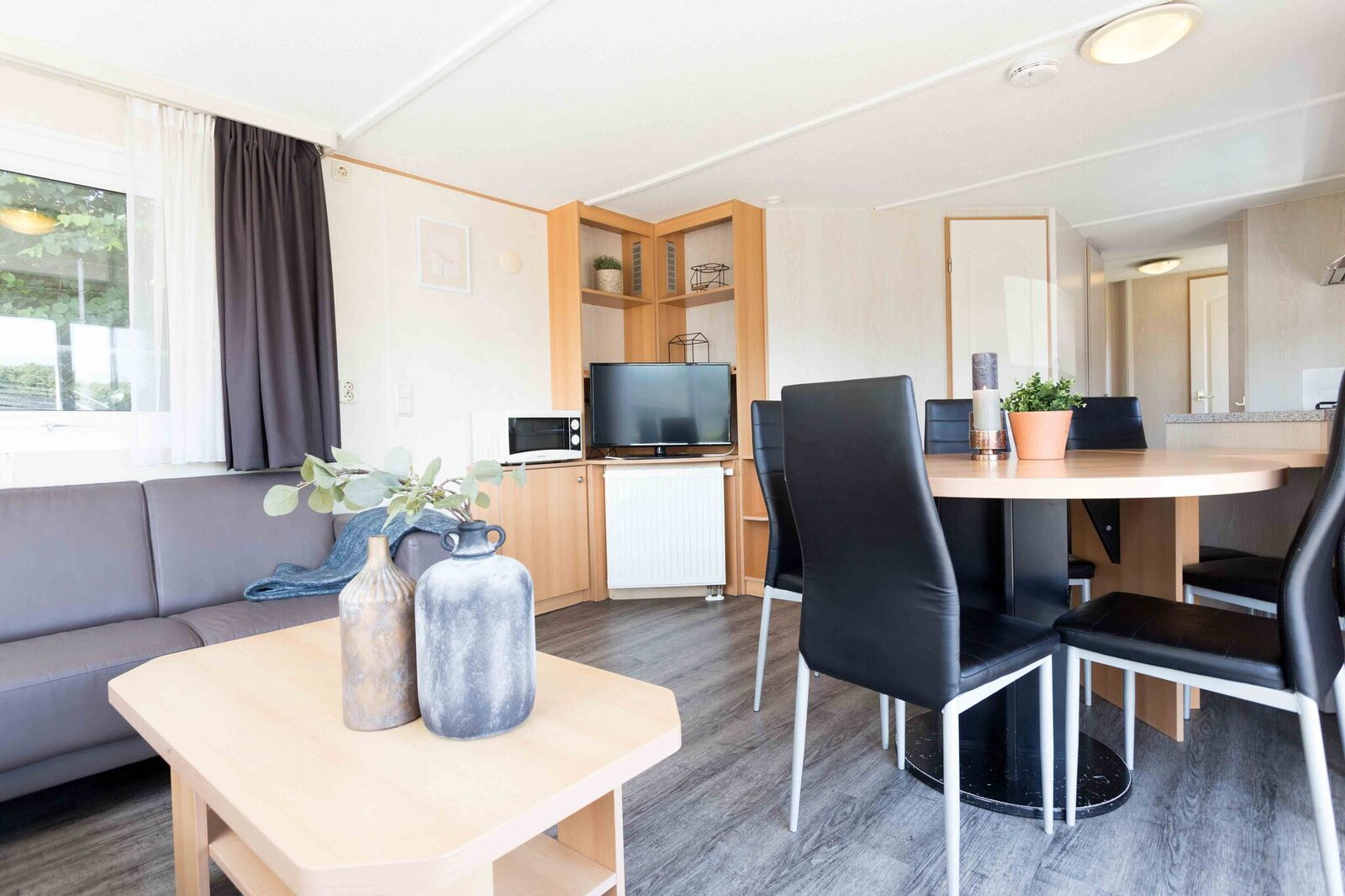 Mobil'home 6 personnes