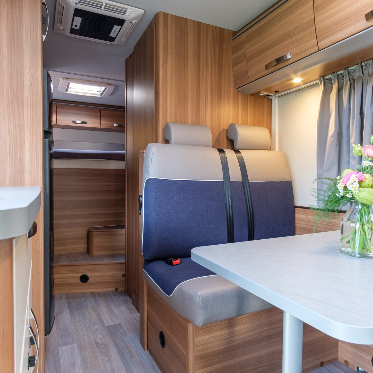 Camper for 5 people