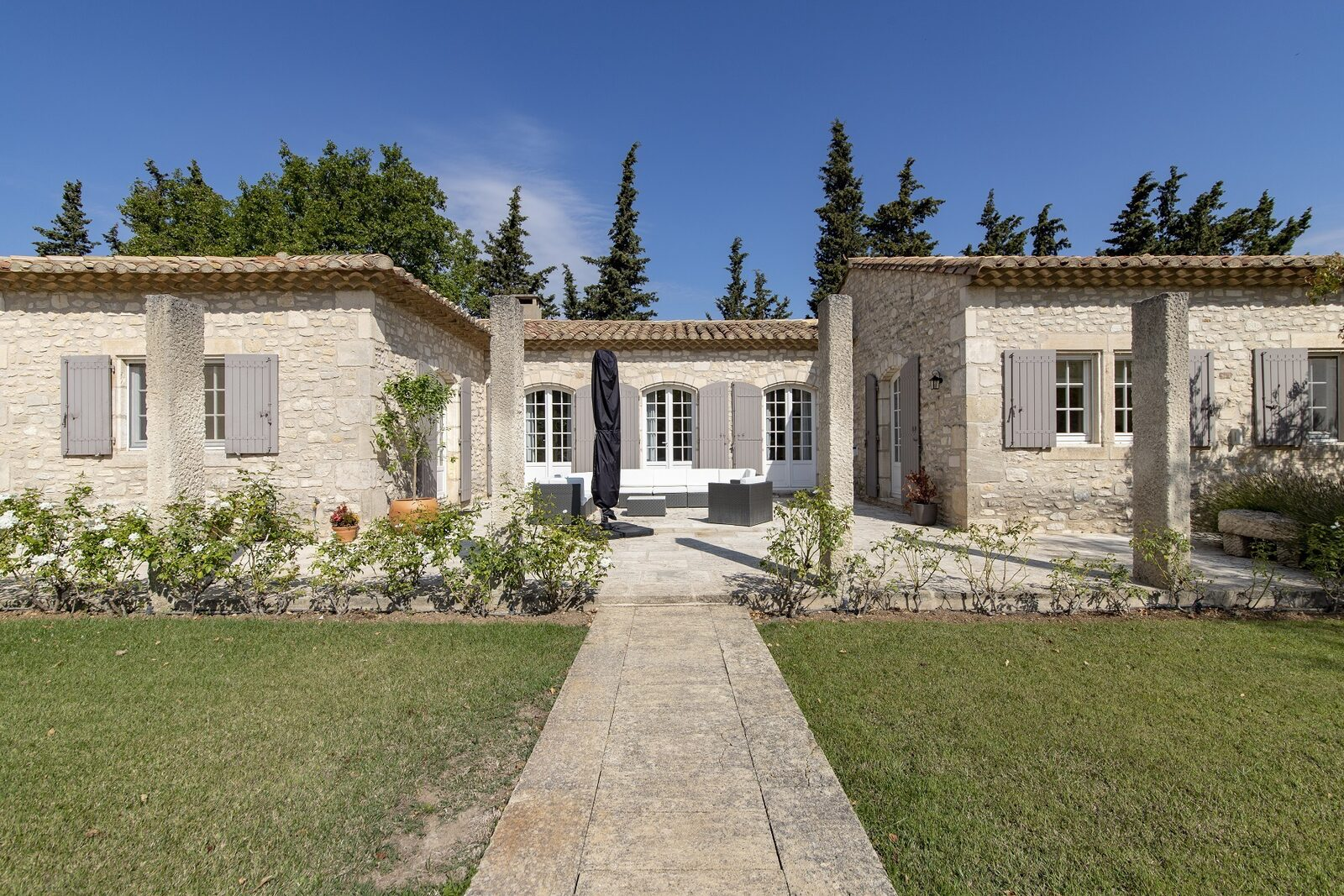 Mas Les Cordeliers statig landhuis met zwembad