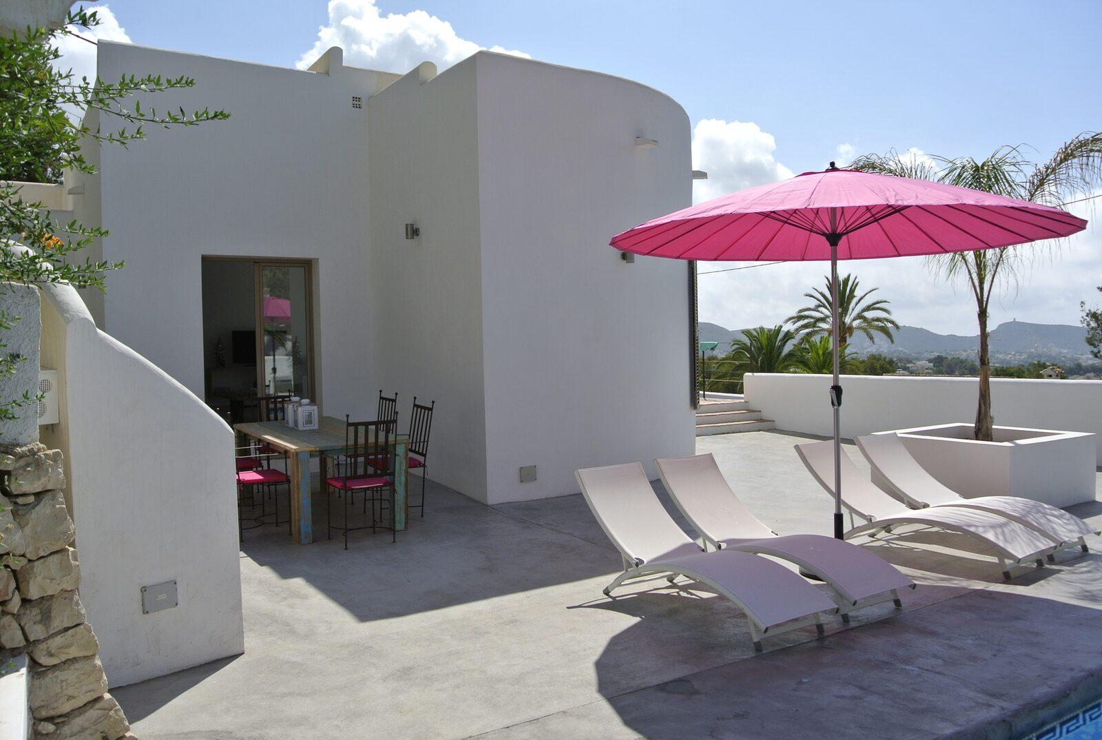Villa Ibiza Style | 8 personen