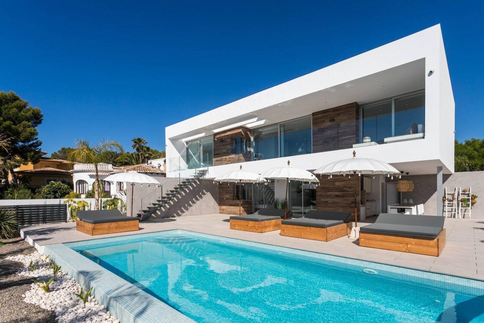 Villa Moraira Deluxe | 8 personen