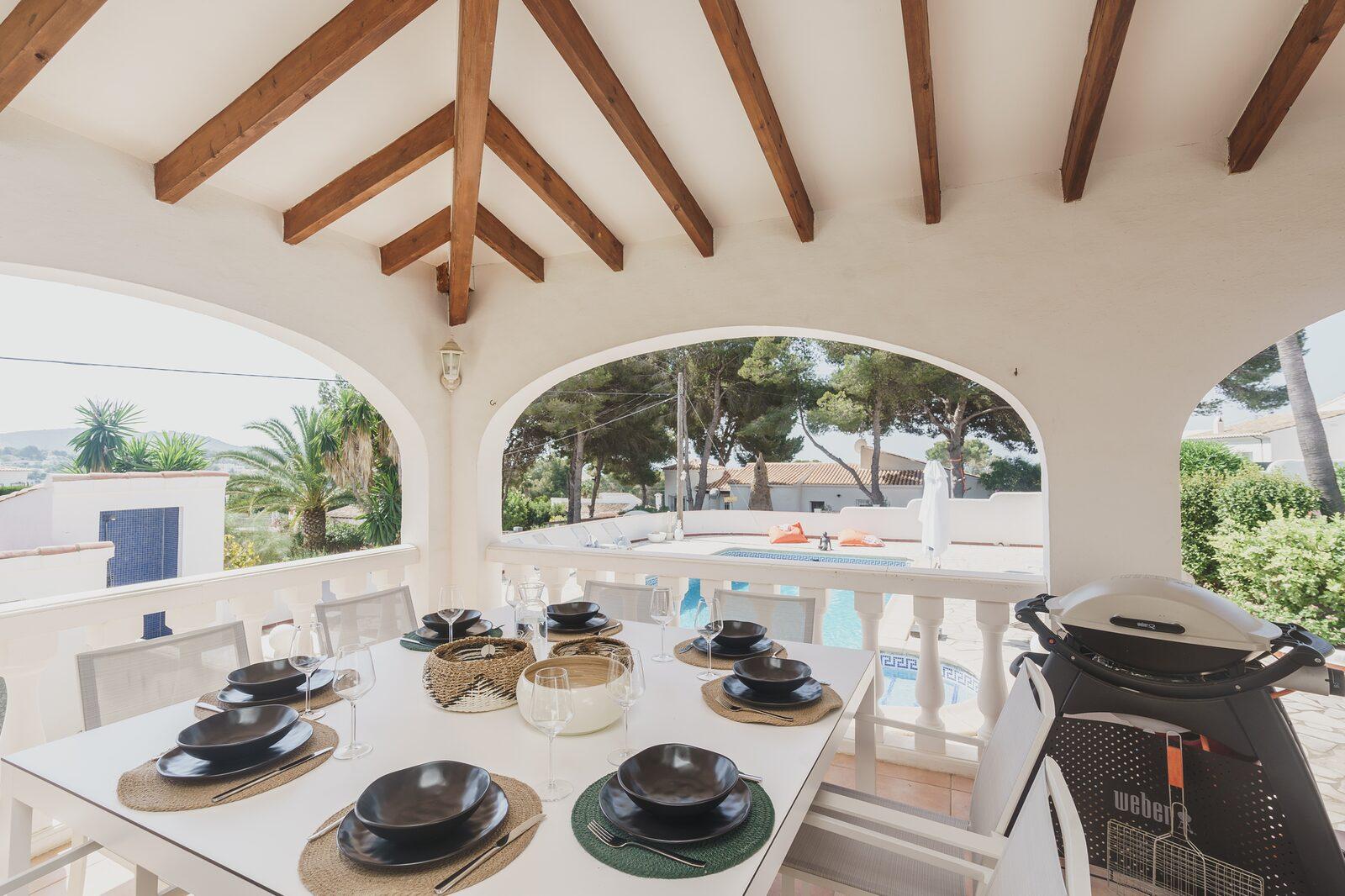 Villa La Serena | 8 personen
