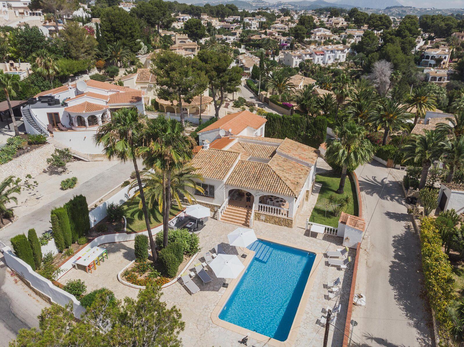 Villa La Serena | 8 persons