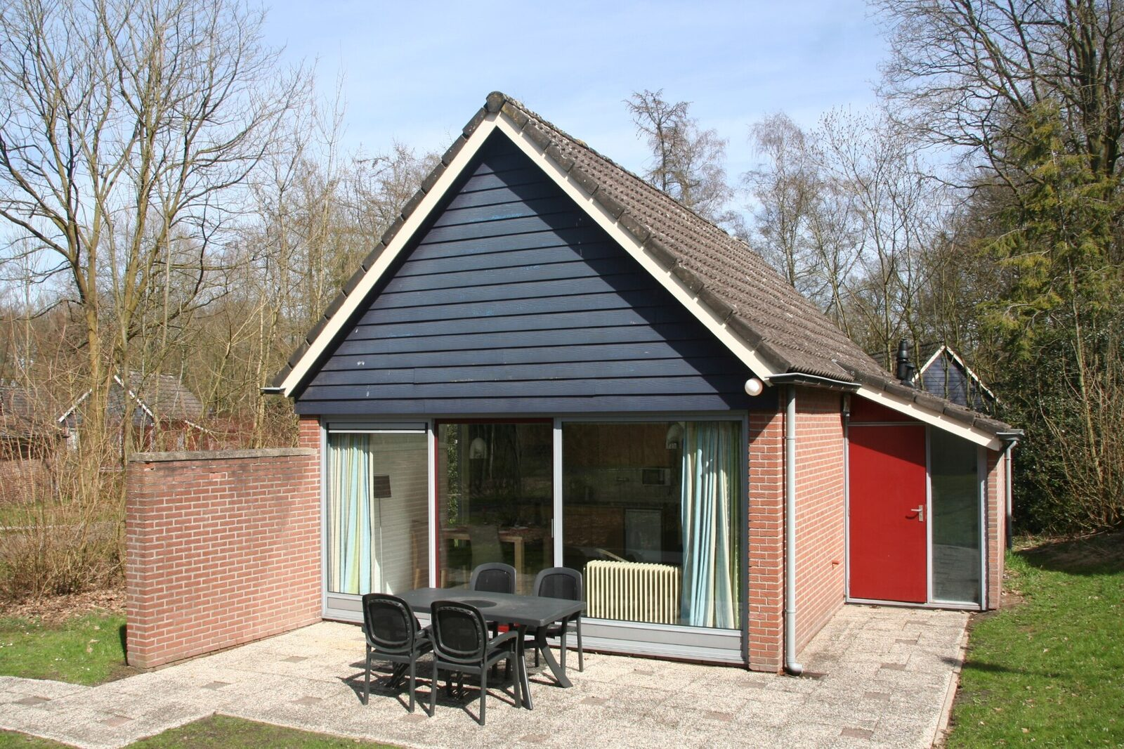 Two-person Bungalow Berkel