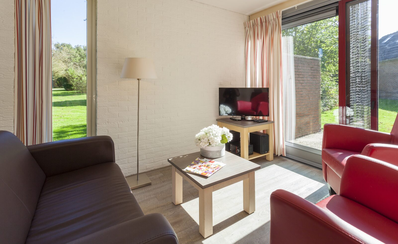 Four-person Bungalow IJssel Comfort