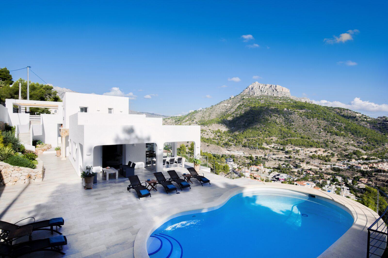 Villa Noreña | 8 personen