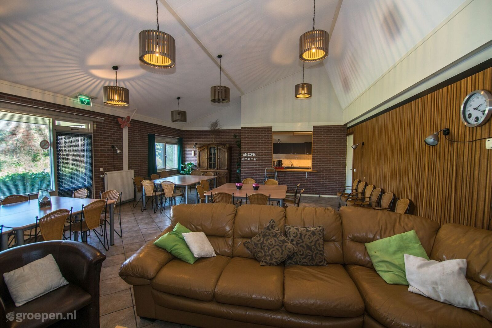 Group accommodation Den Ham