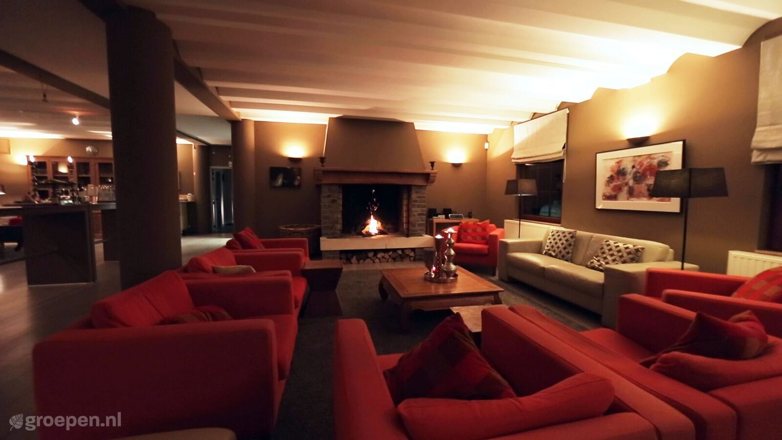 Group accommodation Ortho, La Roche-en-Ardenne