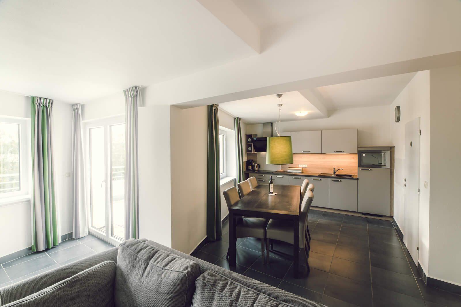 Appartement Typ 6SL