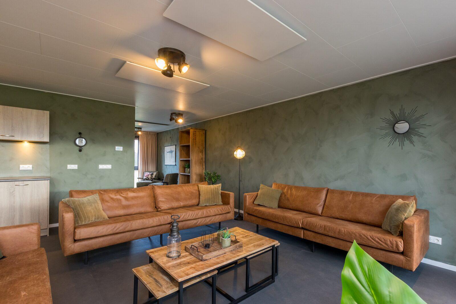 Ferienhaus - Vroondijk 2 | Vrouwenpolder 'Zeebloesem'
