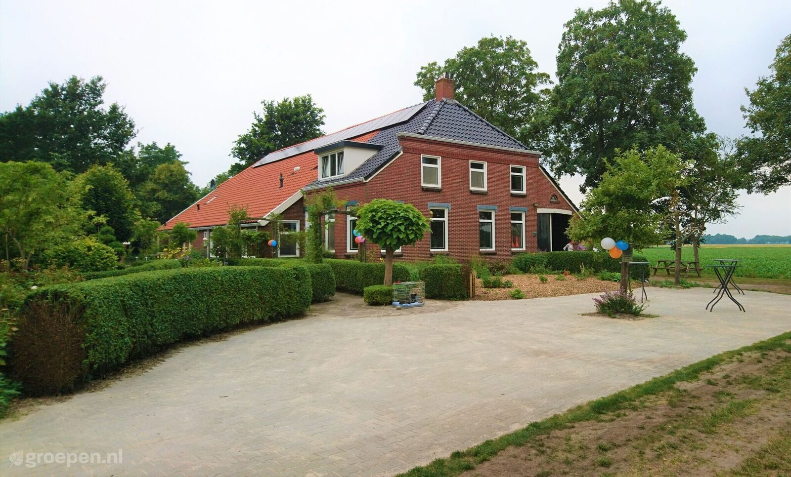 Group accommodation Wedde