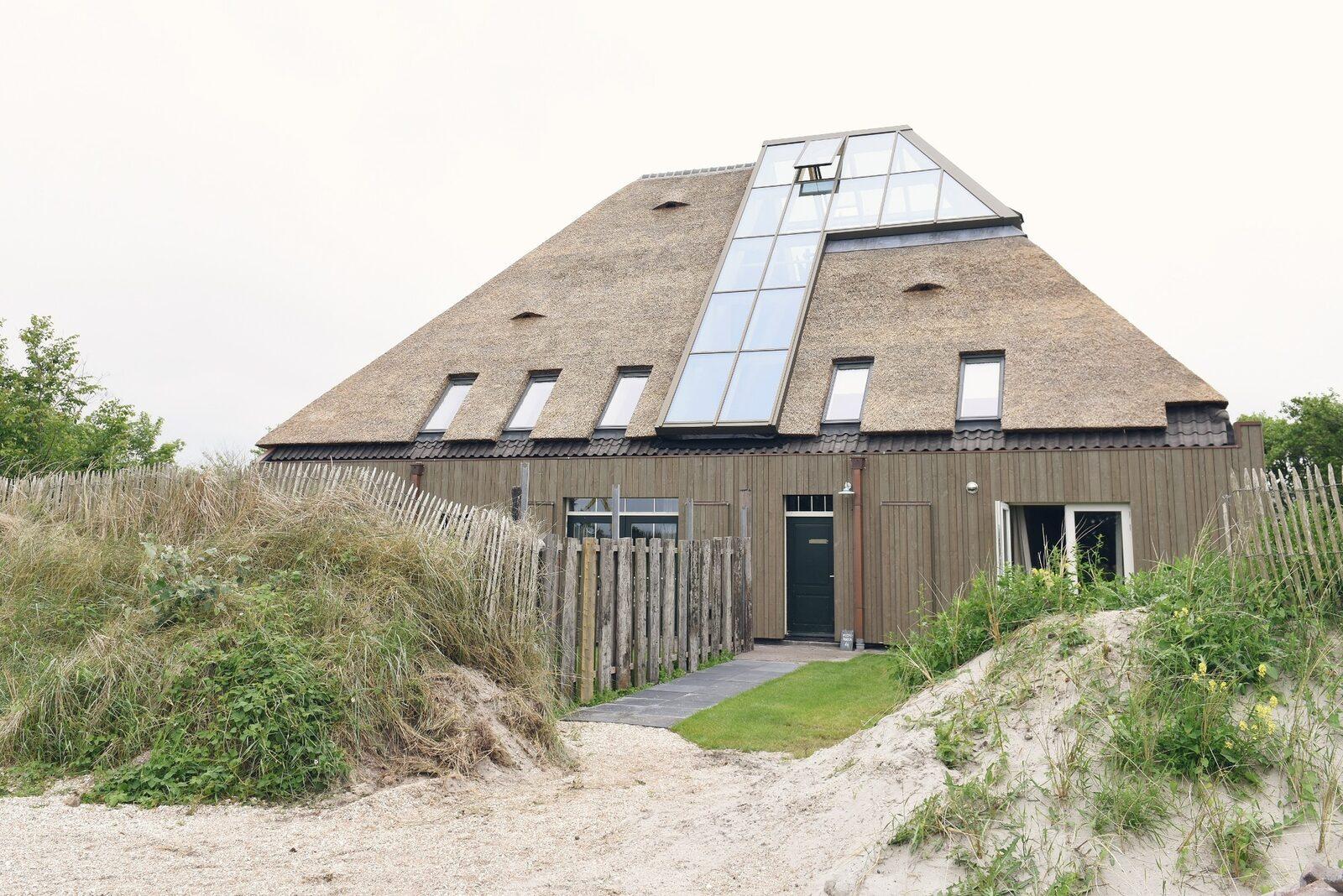 Duynhuis IV - vakantiehuis aan zee