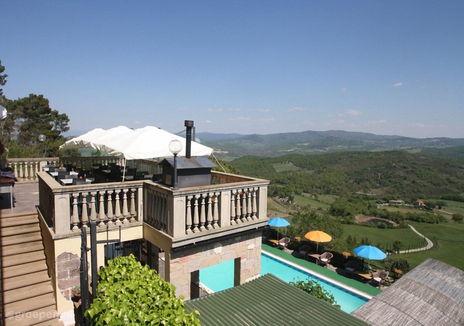 Vakantievilla Montecastelli Pisano