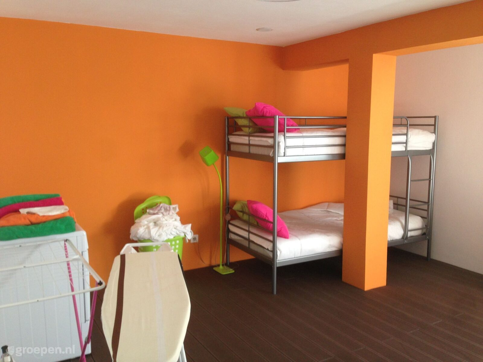 Group accommodation Assenta