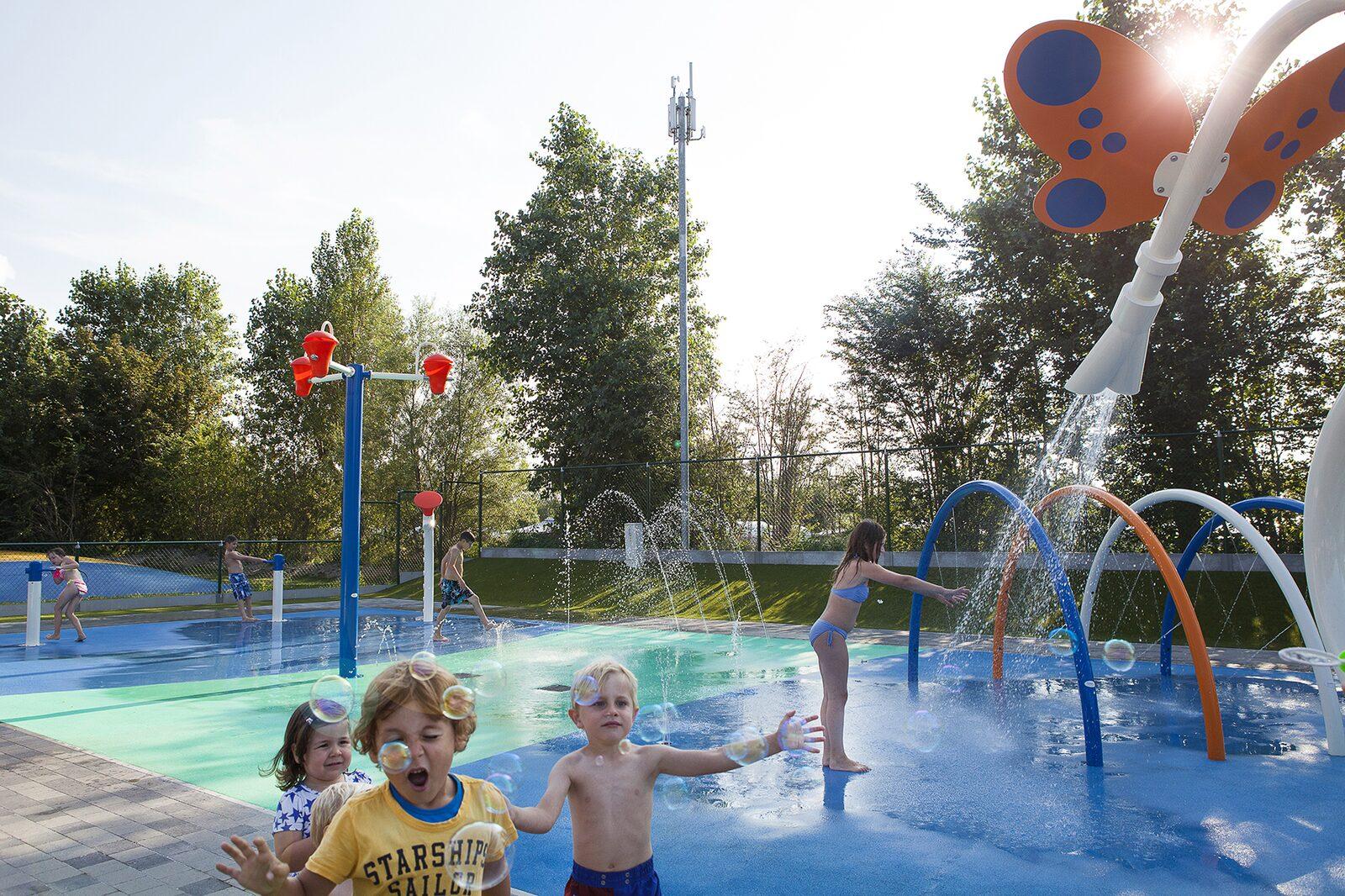 1-mei kindvriendelijk weekend kamperen Westende
