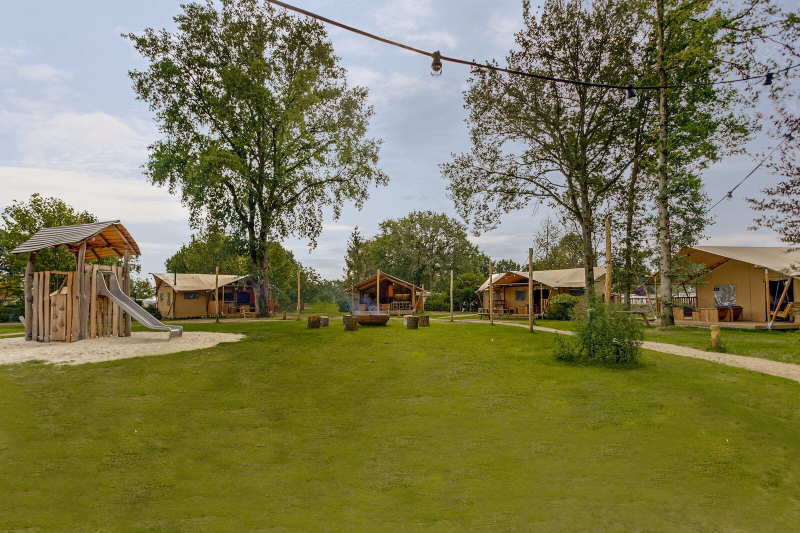 16. Cluster Koningslodge 6 + 2-persoons