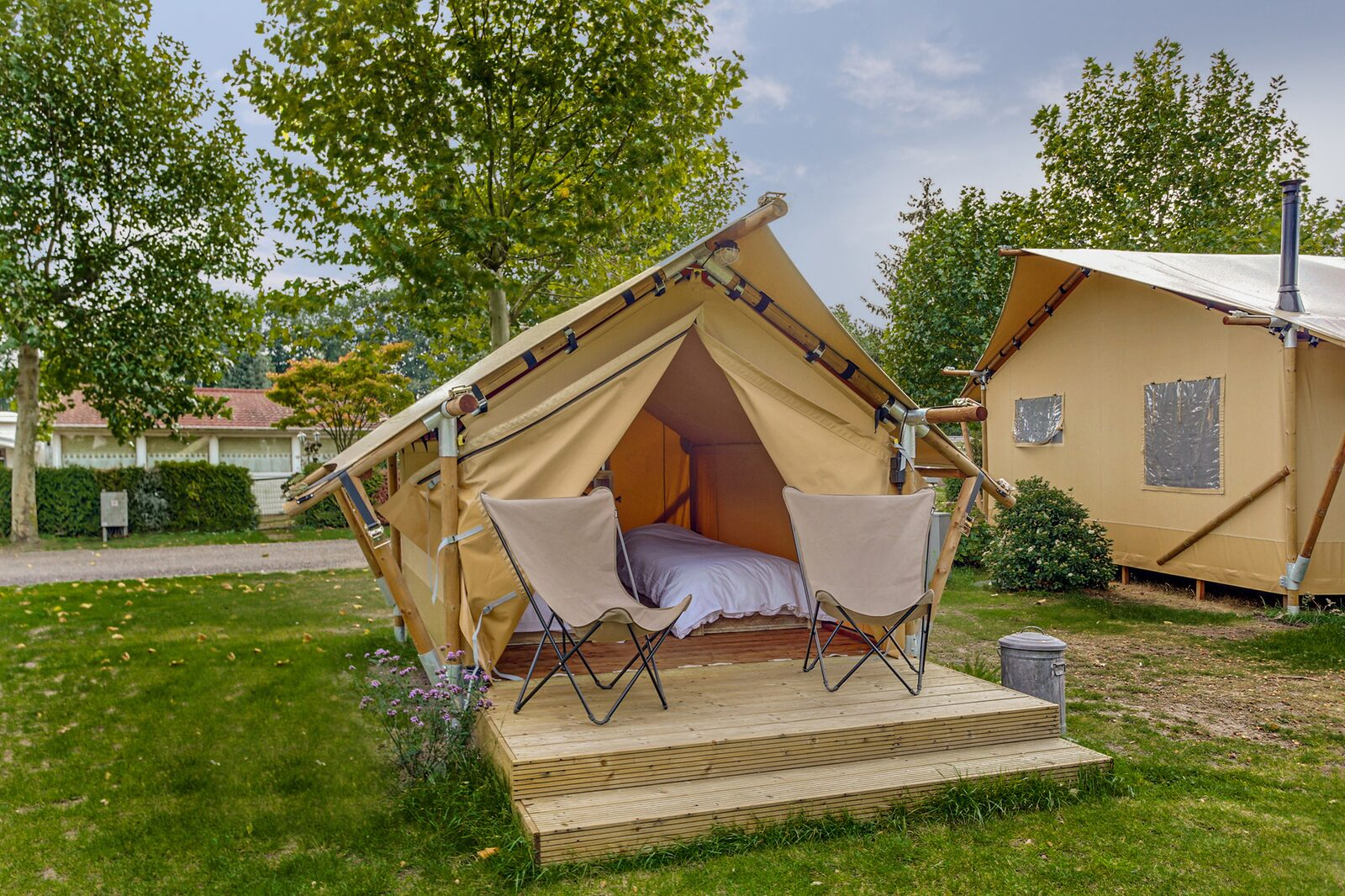 Cluster King Lodge 6 + 2 Personen
