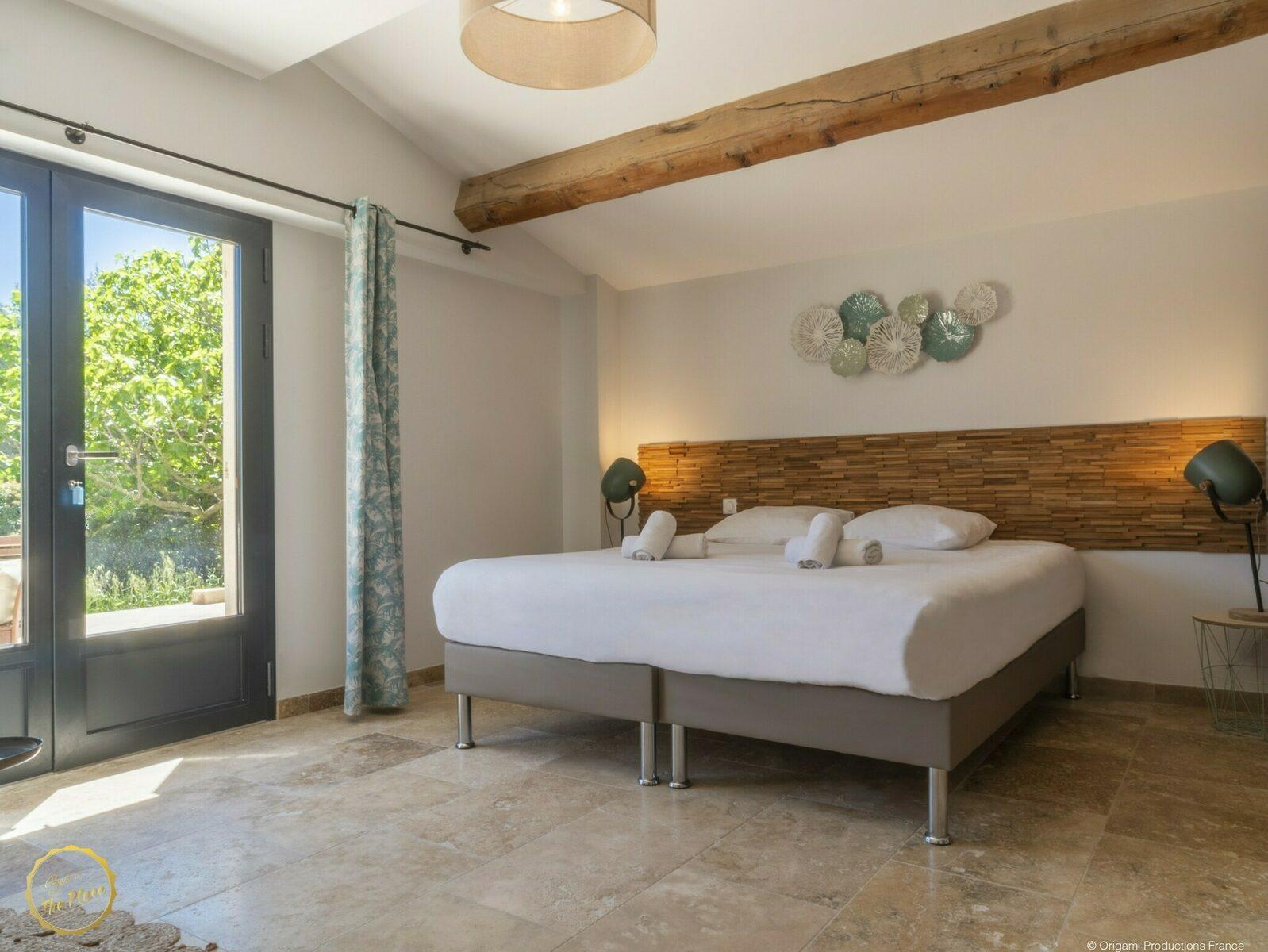 Les Garrigues de la Vallée des Baux - vakantiehuis Paul