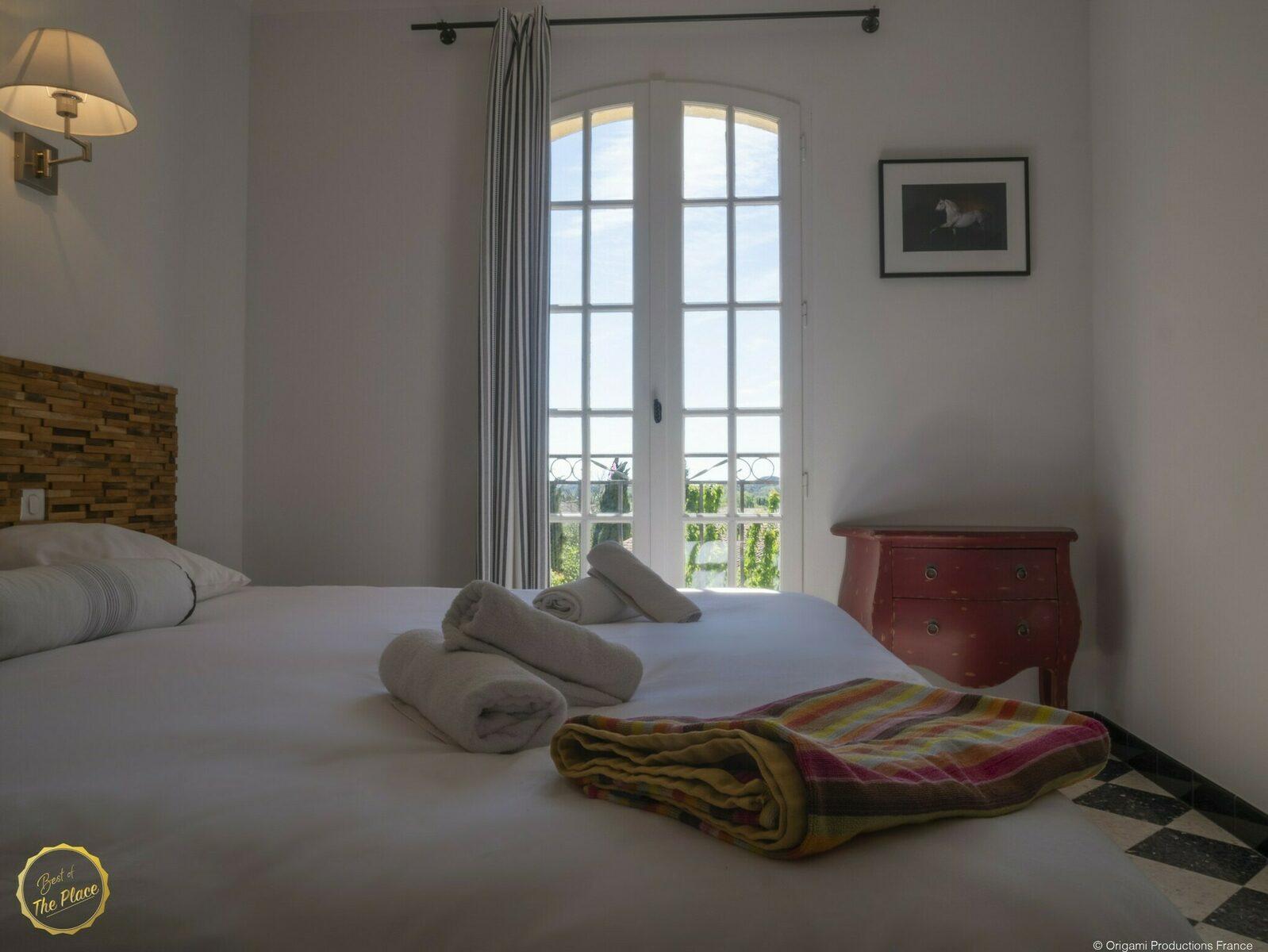 Les Garrigues de la Vallée des Baux - Vakantiehuis Raymonde
