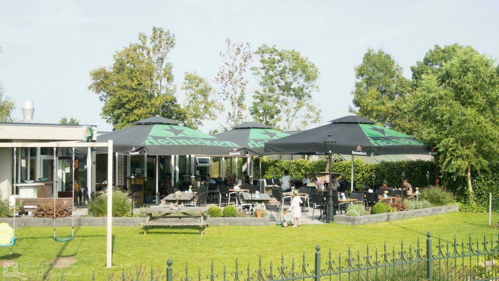 vakantiehuis Nederland, Zeeland, Sint-Annaland vakantiehuis VZ298 Chalet Sint-Annaland