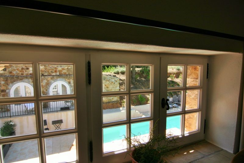 Spacious holiday apartment (6p) with roof terrace in the Provence (Hameau les Claudins, Le Plan Nr15)