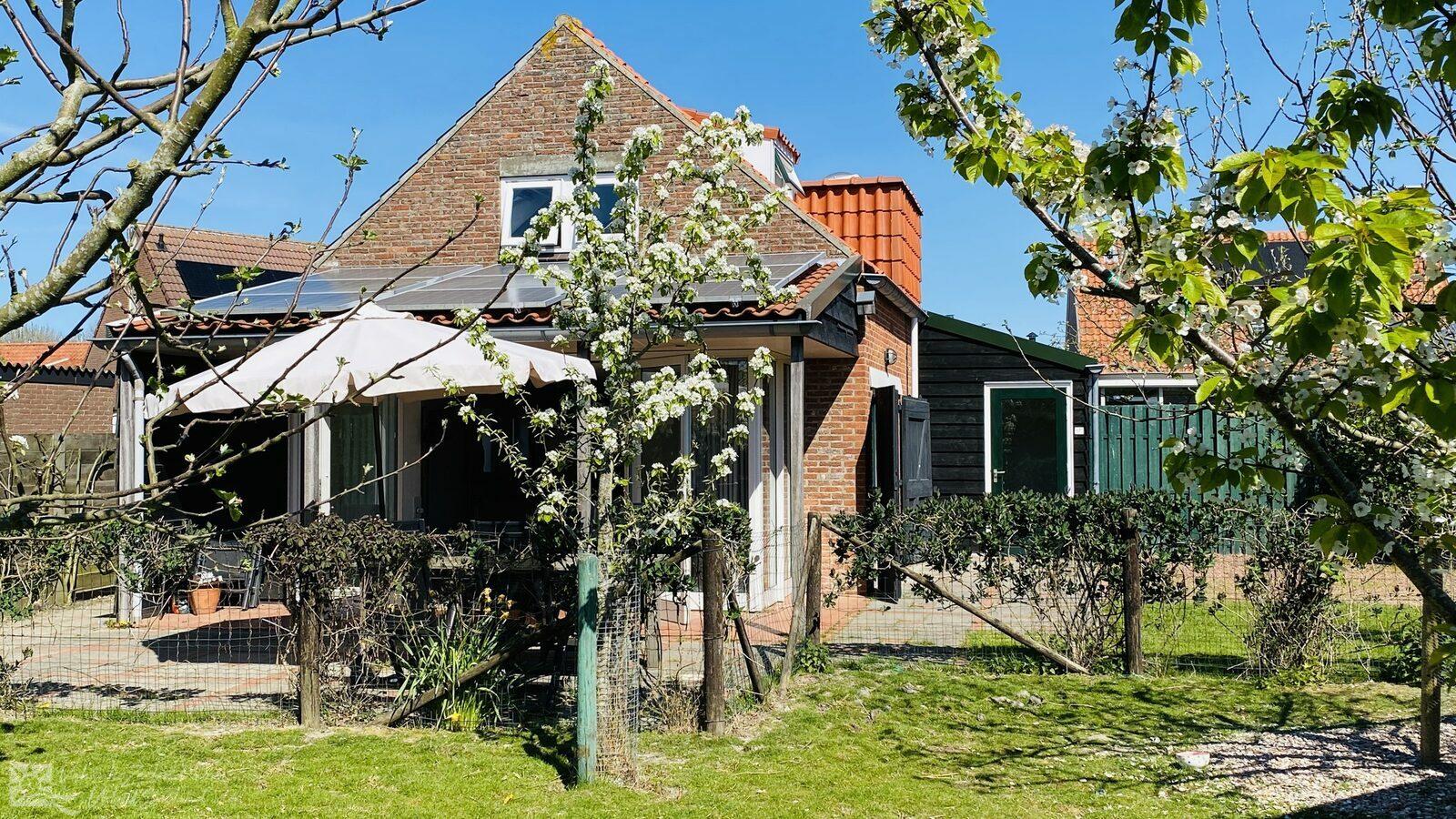 VZ173 Vakantiehuis Aagtekerke