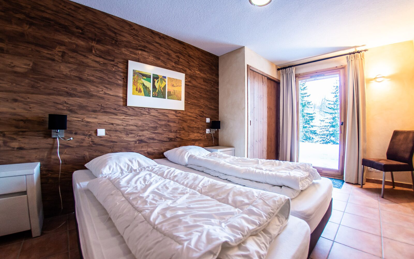 6-room chalet for 12 persons