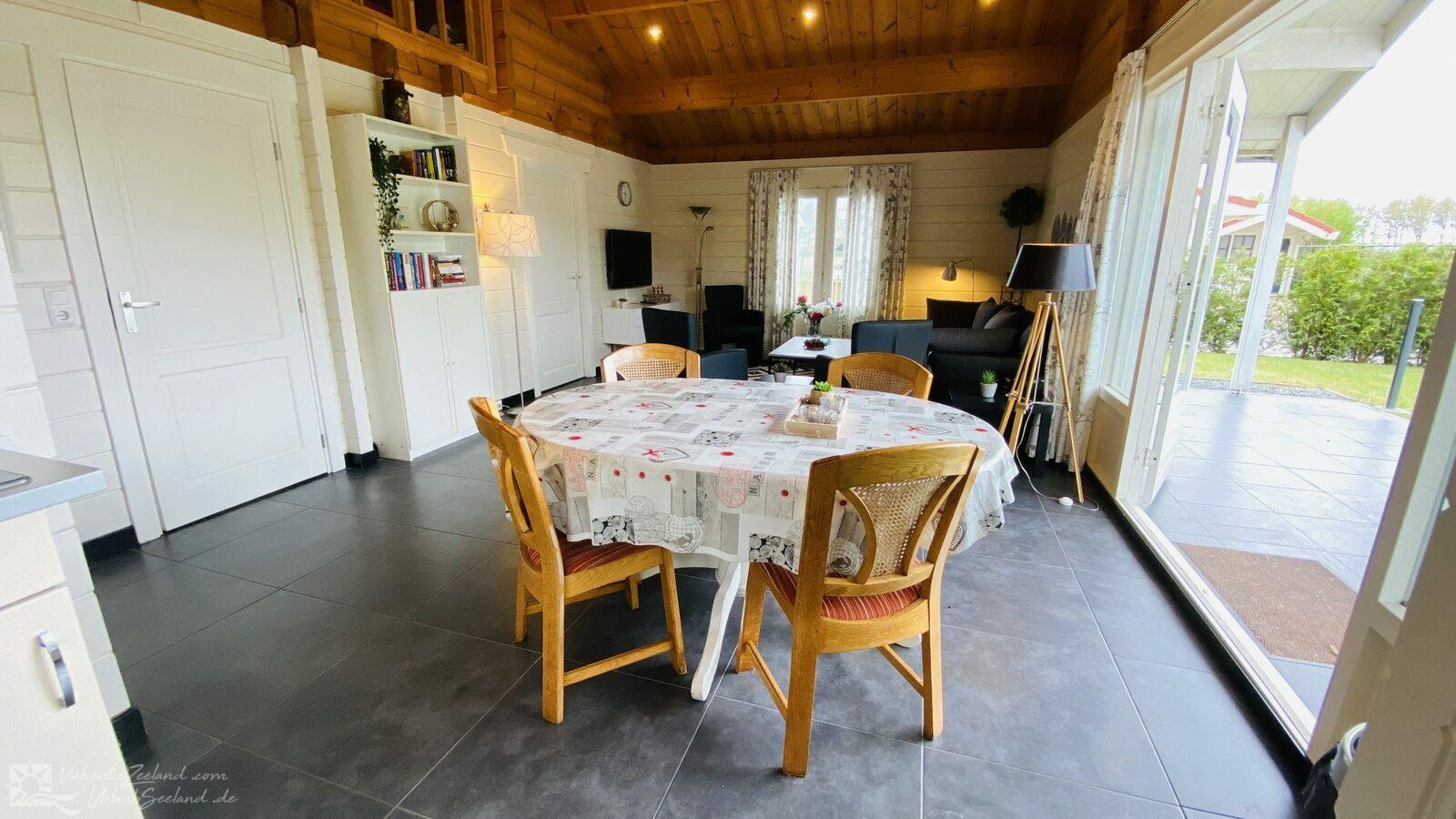VZ497 Vakantiechalet Sint-Annaland