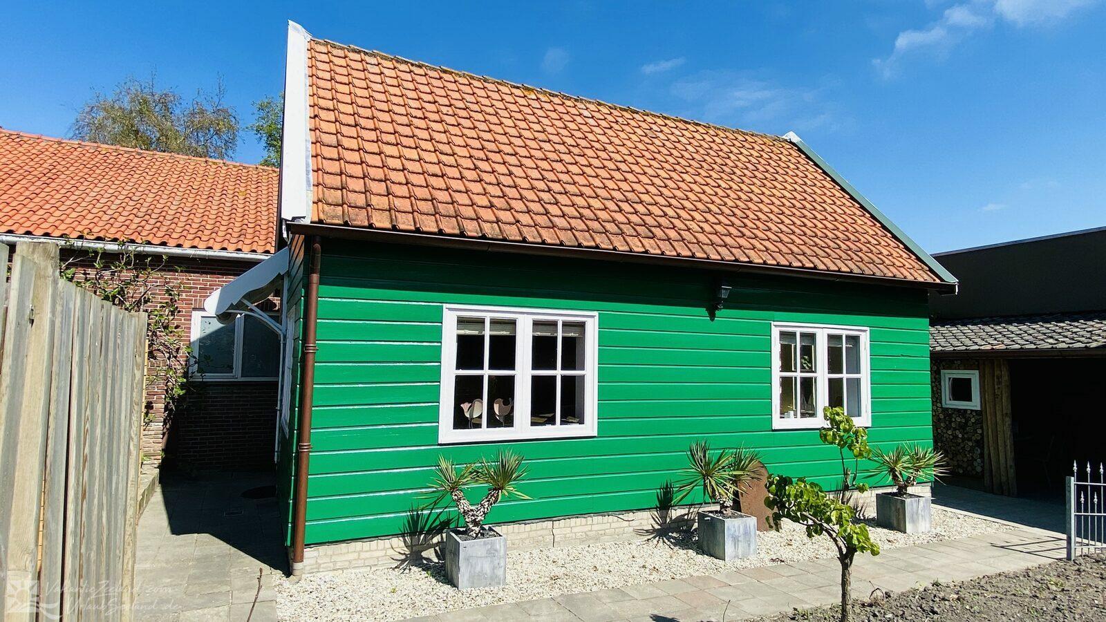 VZ360 Ferienunterkunft Oostkapelle