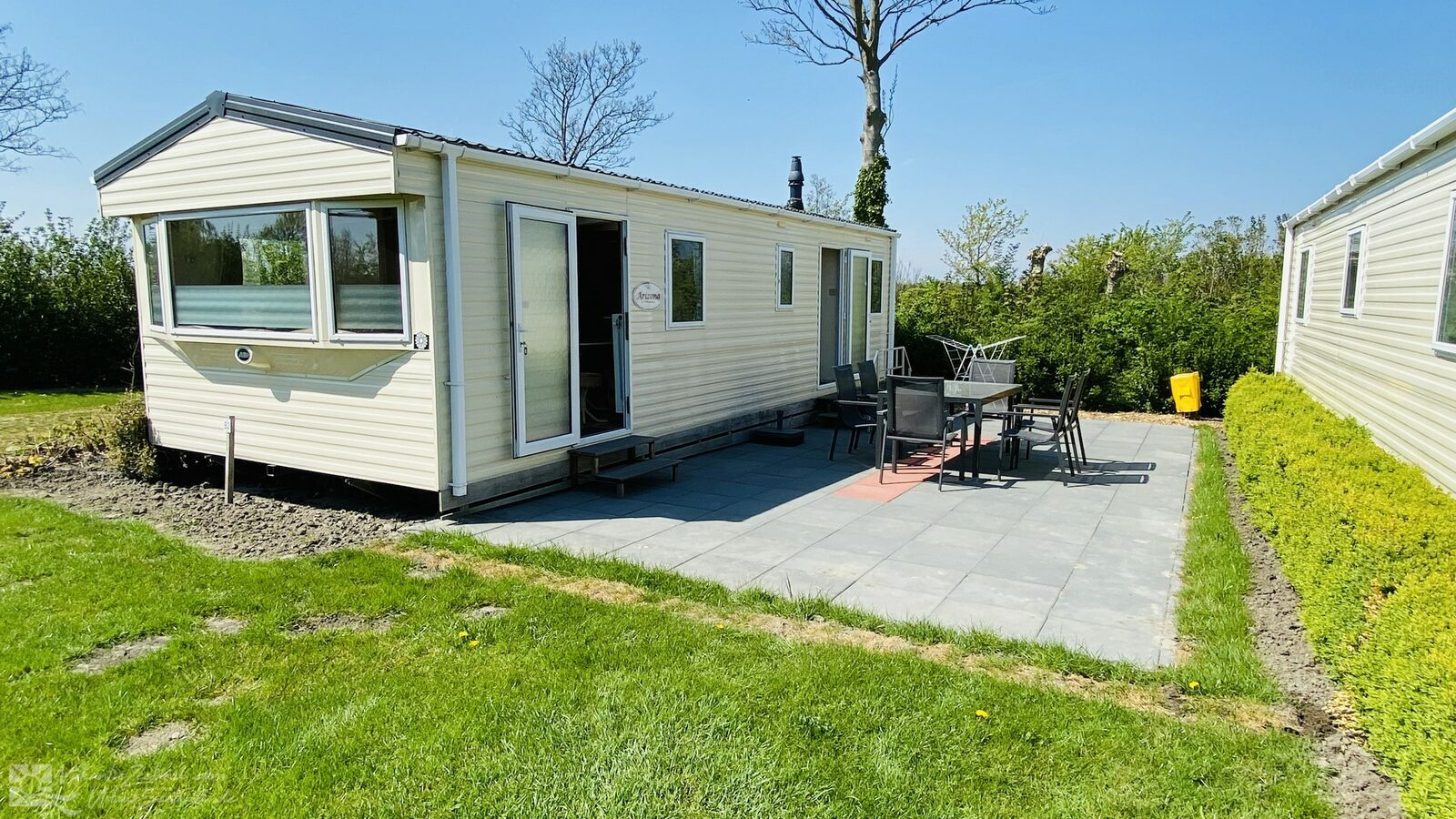 VZ483 Mobile home Koudekerke-Dishoek