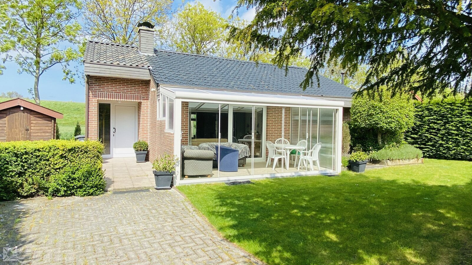 VZ527 Ferienbungalow in Brouwershaven