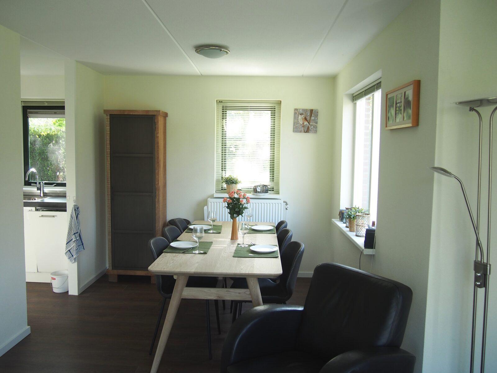 6-persoons Bungalow Schipbeek Luxe