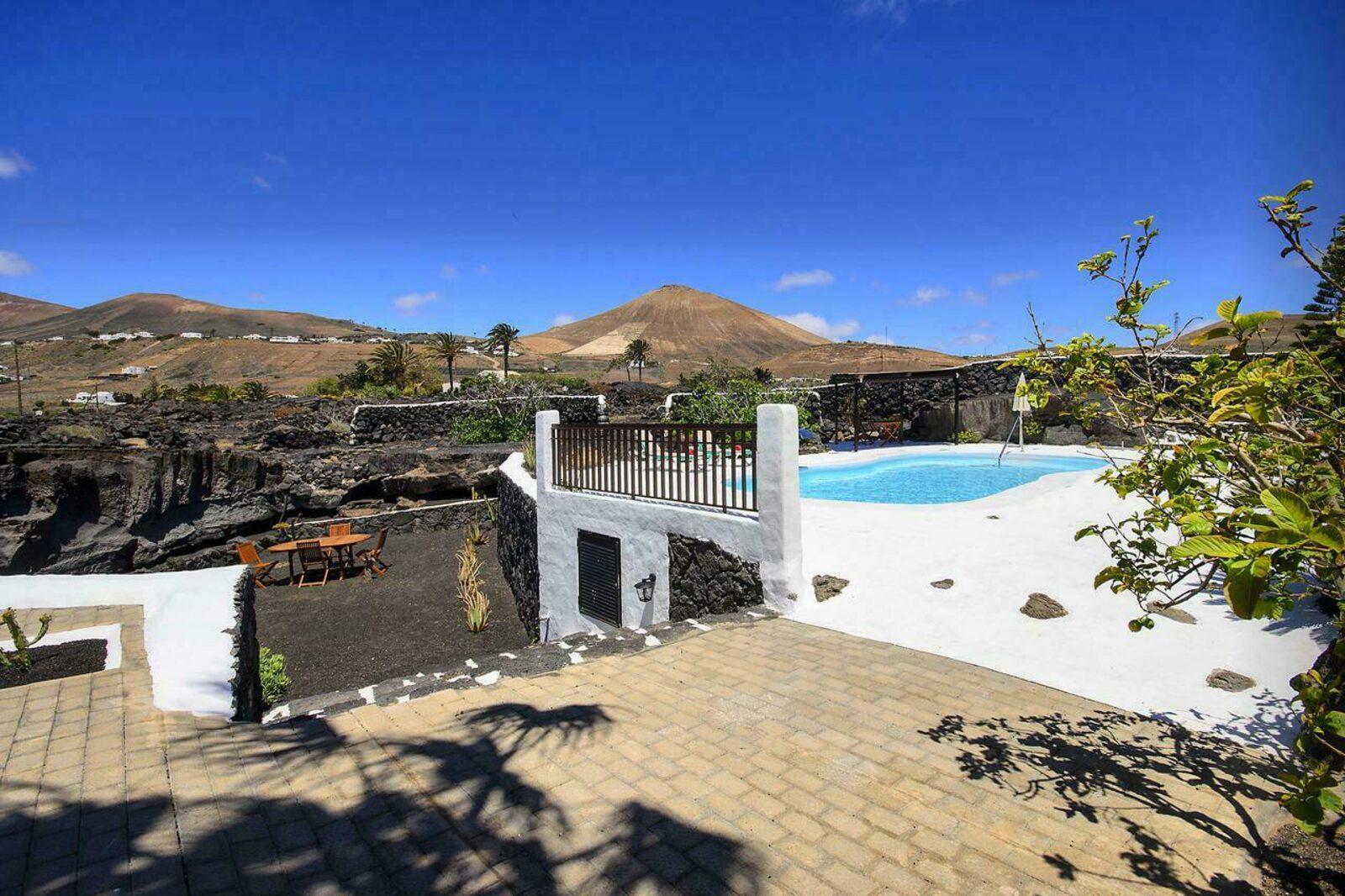 Villa Lanzarote Pequena | 2 personen
