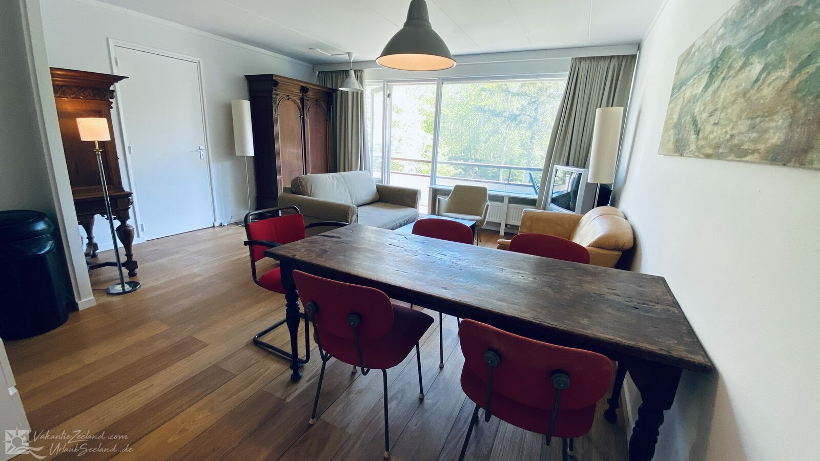 VZ678 Appartement Burgh-Haamstede