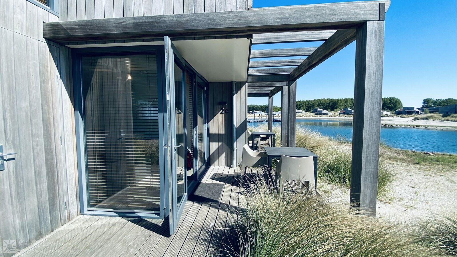 VZ802 vakantiewoning Waterfront Ouddorp