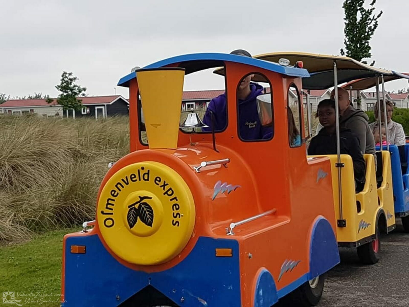 VZ818 Chalet in Serooskerke