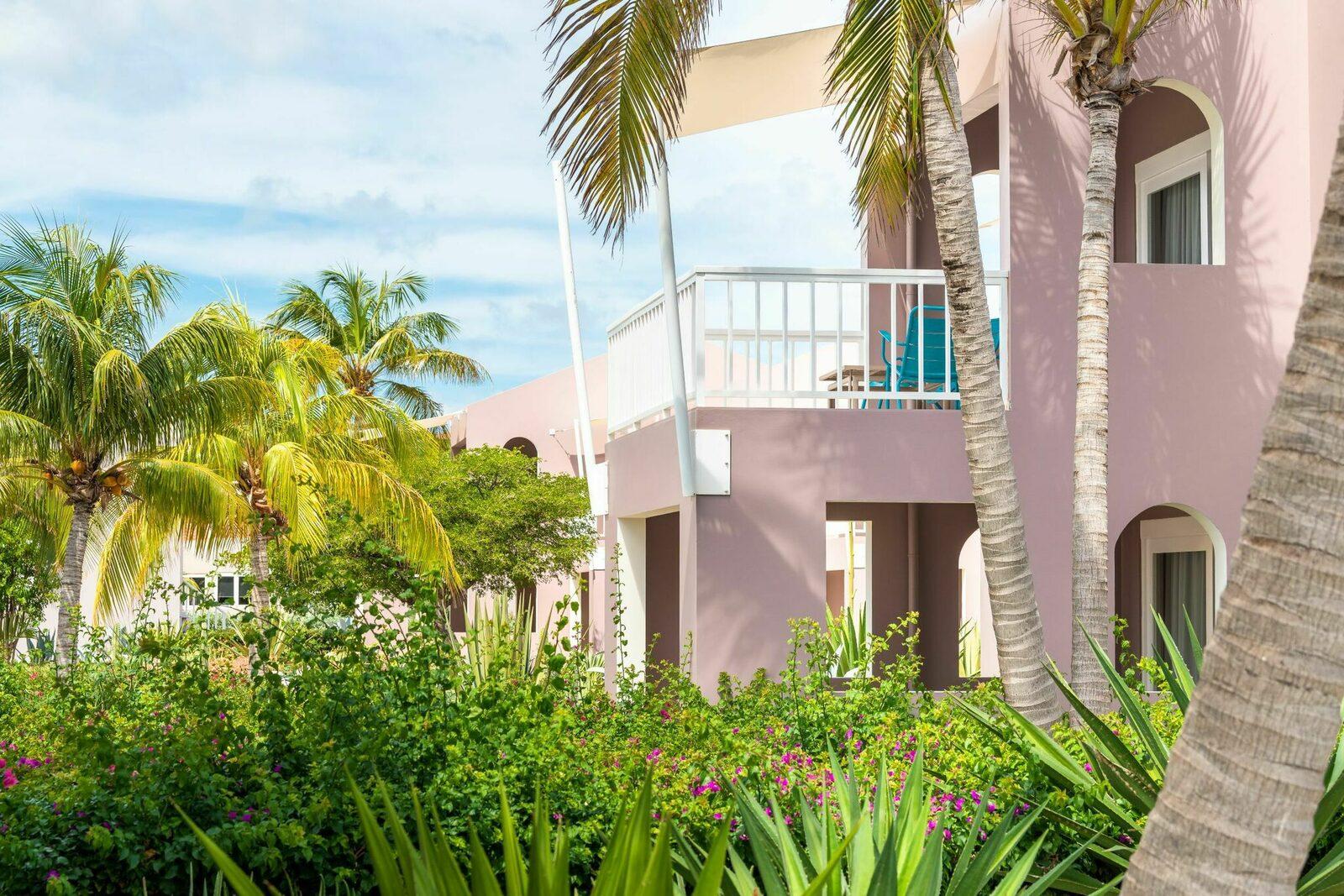 Hotelkamer Deluxe - Uitzicht op tuin | 2 Pers.