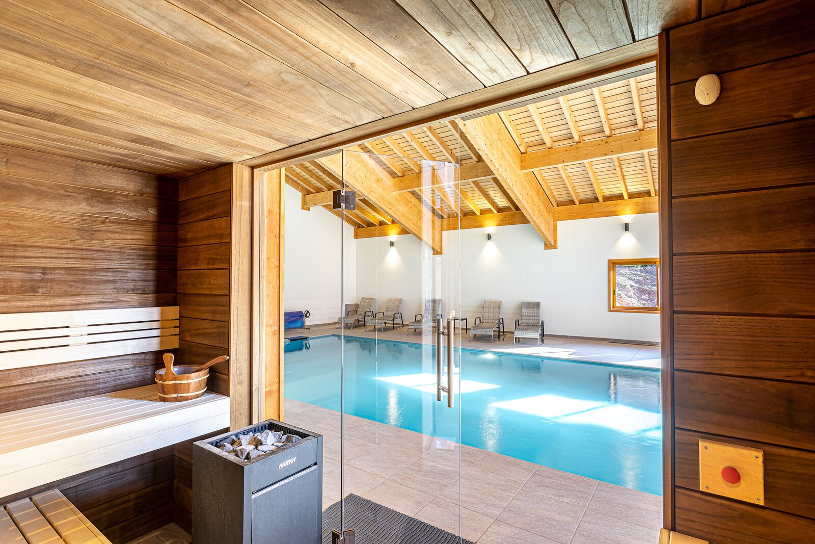 Luxury 4 room apartment with Sauna | 8 Pers.