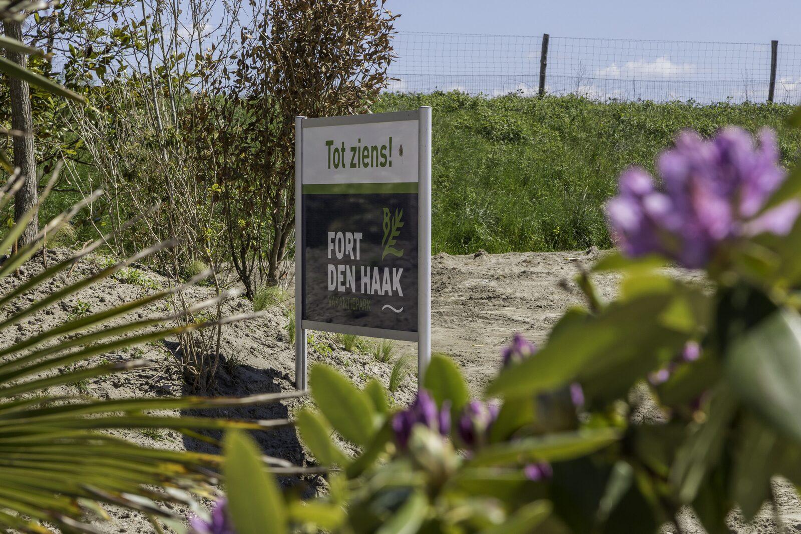 Chalet - Ferienpark Fort den Haak | Vrouwenpolder (Haustier erlaubt)