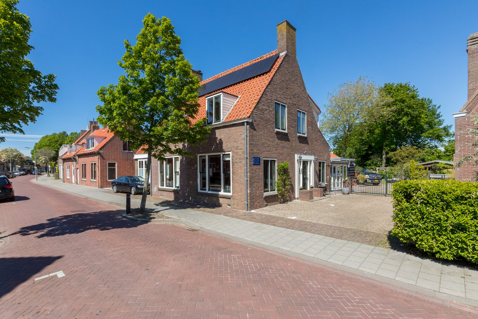 Holidayhouse - Dorpsstraat 14 | Biggekerke