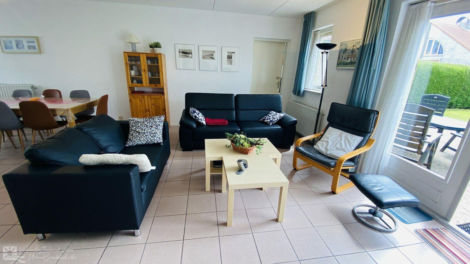 VZ407 Ferienunterkunft in Breskens