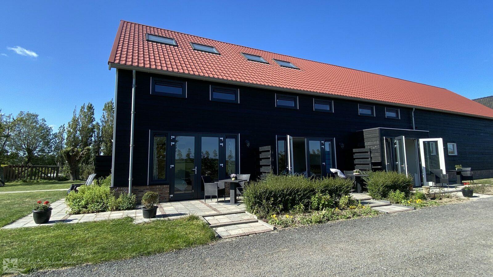 VZ581 Luxuriöses Studio in Vrouwenpolder