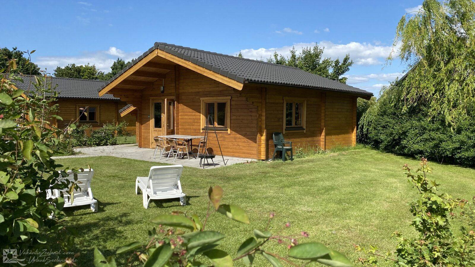 VZ455 Ferienhütte in Ossenisse