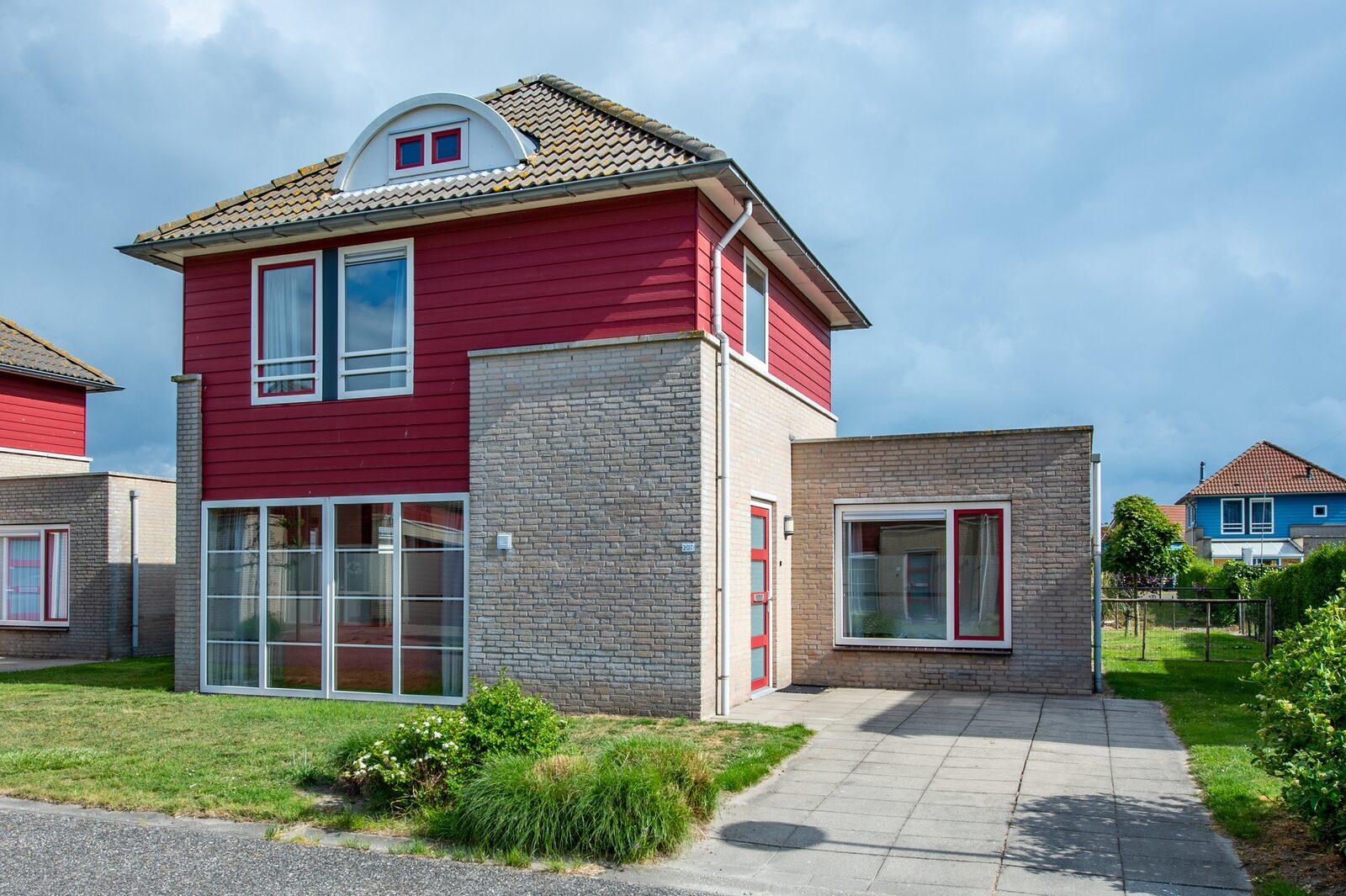 Maxime 207 - Kustpark Village Scaldia