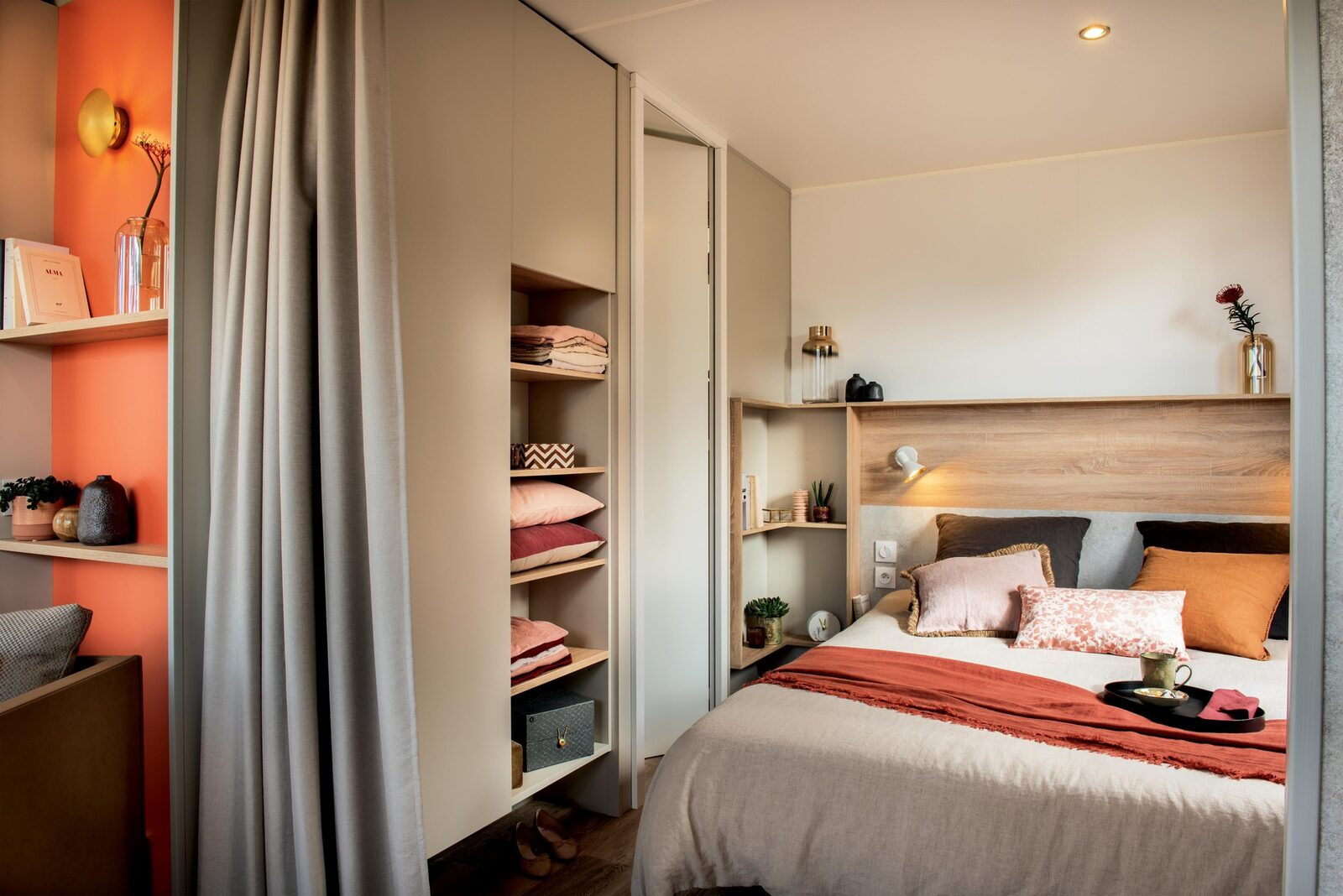 2-persoons Hotellodge