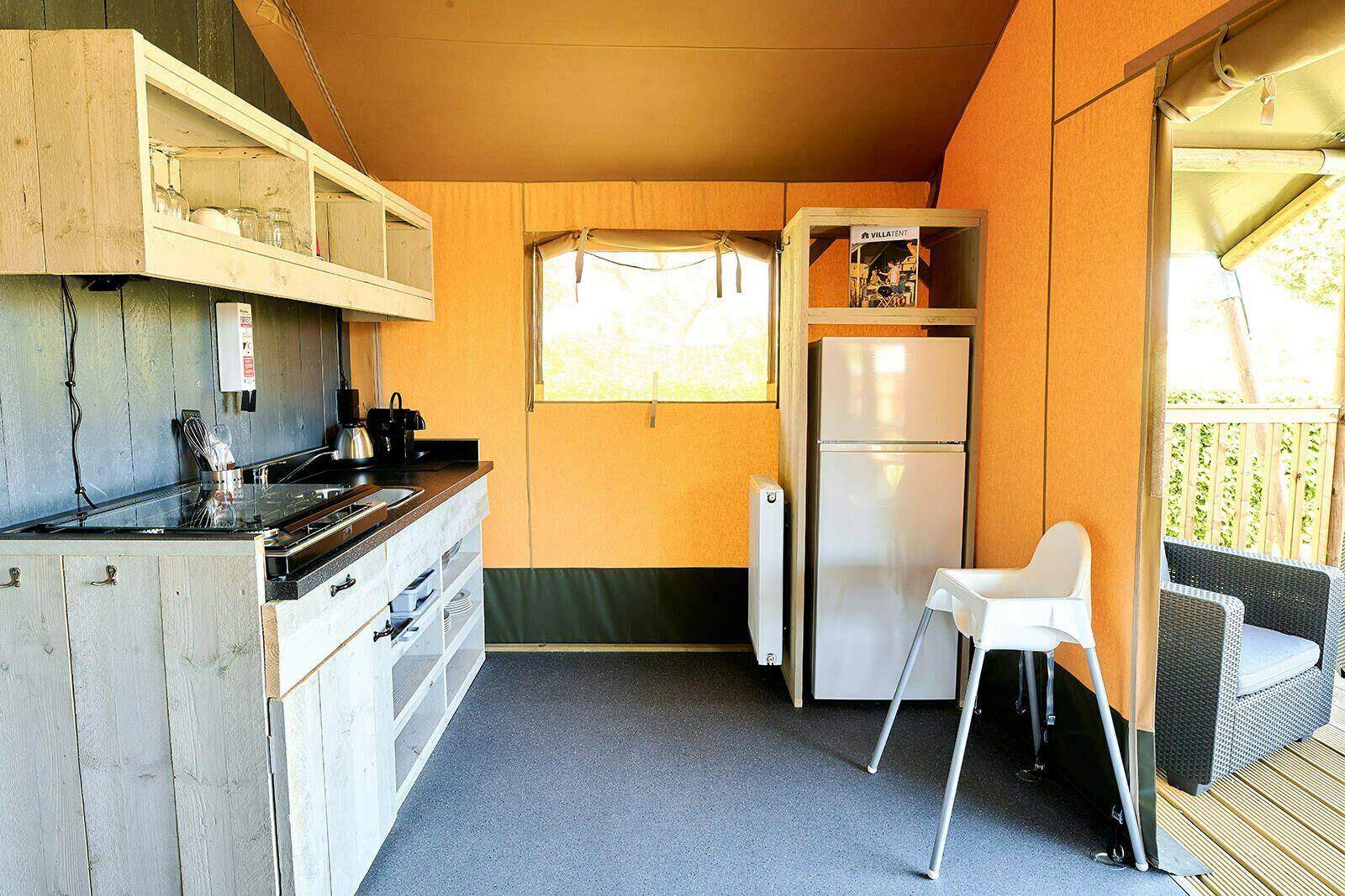 Parc de Witte Vennen   Luxe Sanitair XL+ 6 Pers.