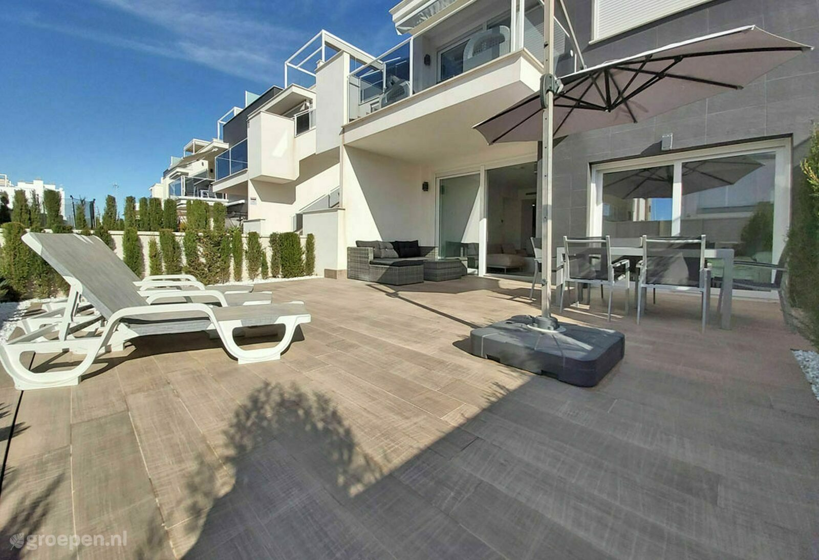 Group accommodation Torrevieja