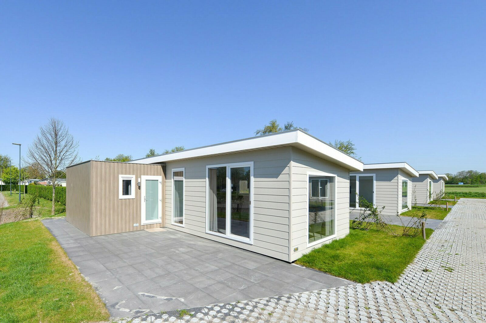 Chalet - Holidaypark Hart van Zeeland